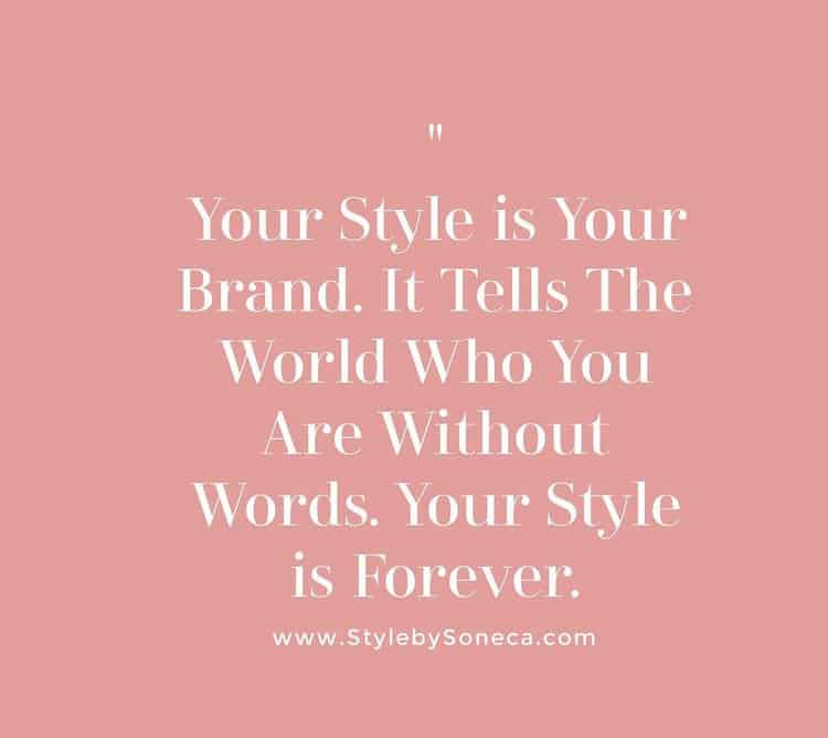 """Soneca Guadara - """"Quote from Styled By Soneca"""""""